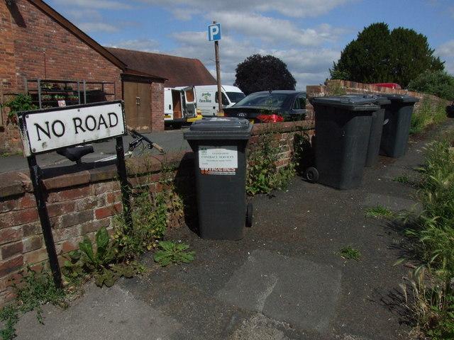 No Road, Bewdley