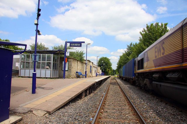 Bicester Town Station