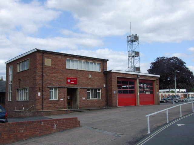 Bewdley Fire Station