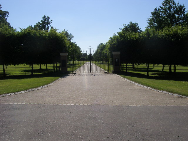 Entrance to Addington Manor