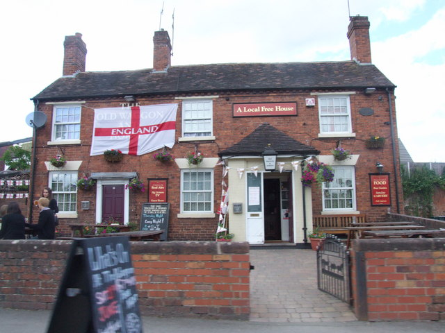 Old Waggon and Horses, Bewdley