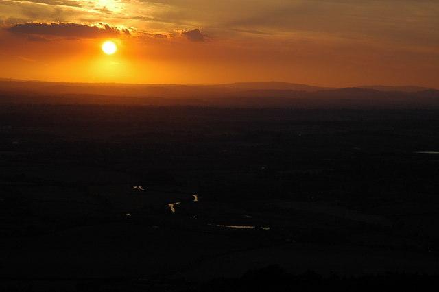 Summer Solstice, Bredon Hill
