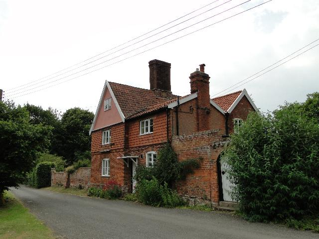House in Ufford, Suffolk