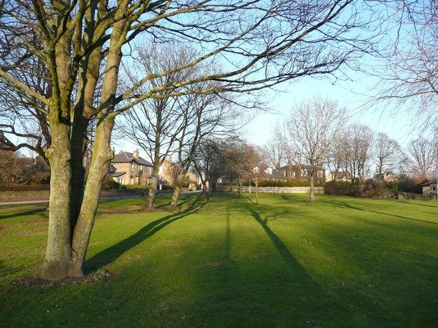 Green, Quarry Hill, Horbury