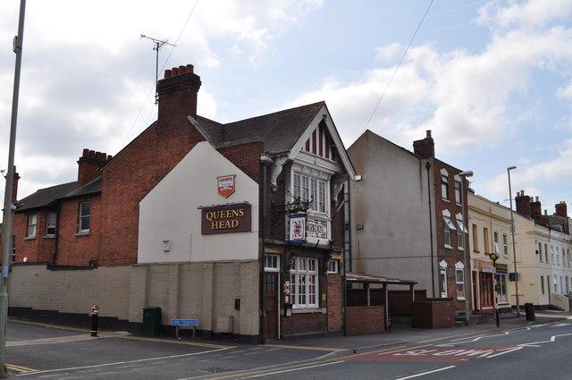 Queen's Head Pub, Kingsholm Road