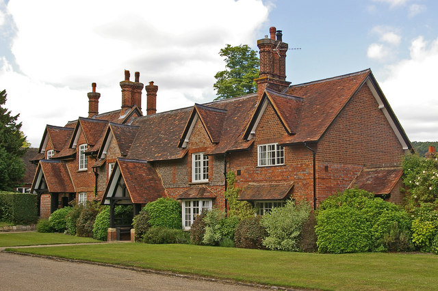 Estate cottages, Chevening House
