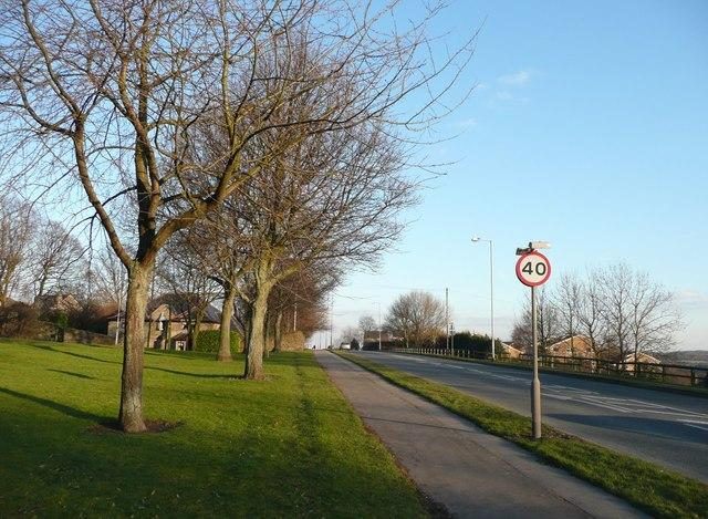 Southfield Lane, Horbury