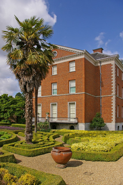 Parterre Garden, Chevening House