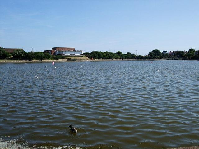 Crumbles Pond