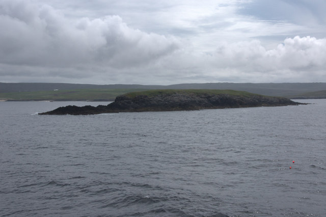 Holm of West Sandwick