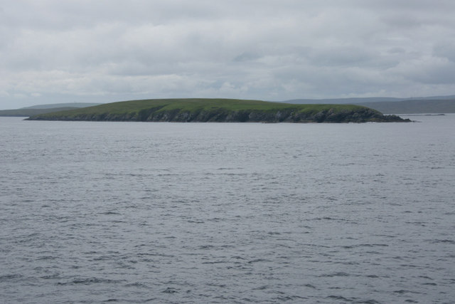 Uynarey from the north