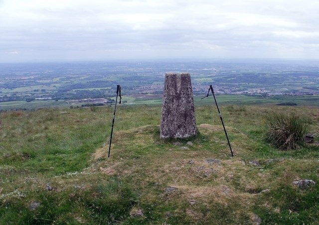 Tamtain Trig Point