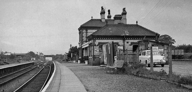 Buckley Junction Station
