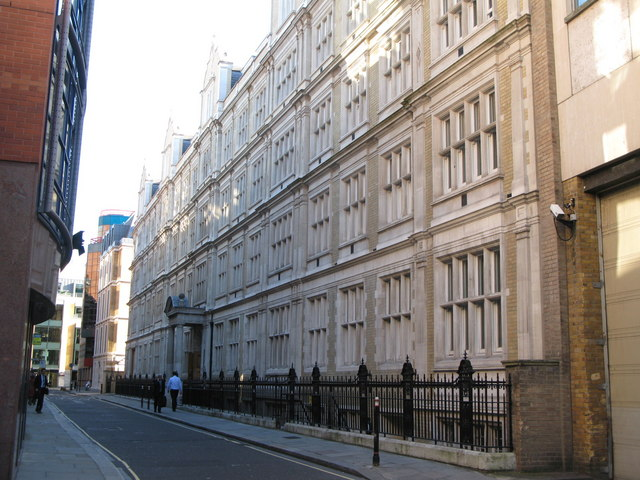 Patent Office building, Furnival Street, EC4