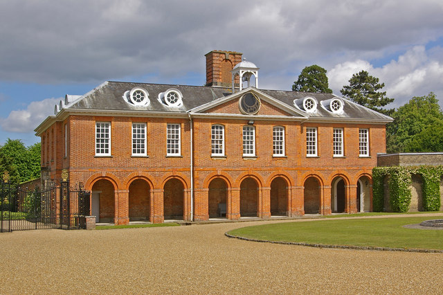 East Wing, Chevening House