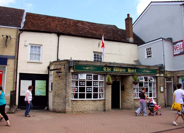 The White Hart on Sheep Street