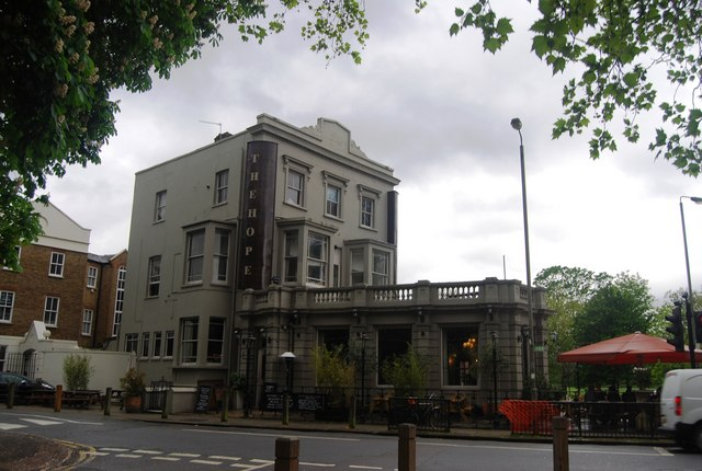 The Hope, Wandsworth Common