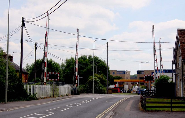 London Road Level Crossing