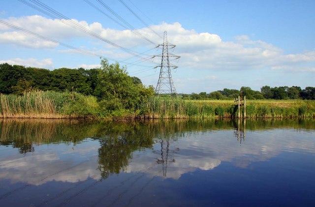 The River Thames near Kennington