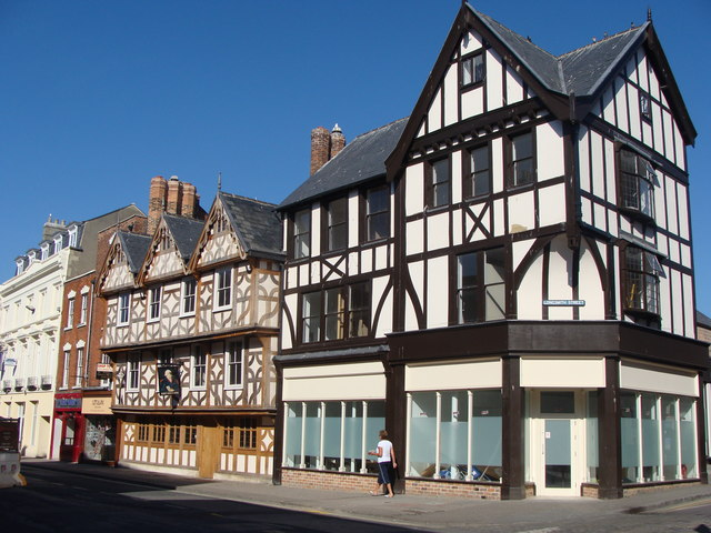 Building at the corner of Southgate Street and Longsmith Street, Gloucester