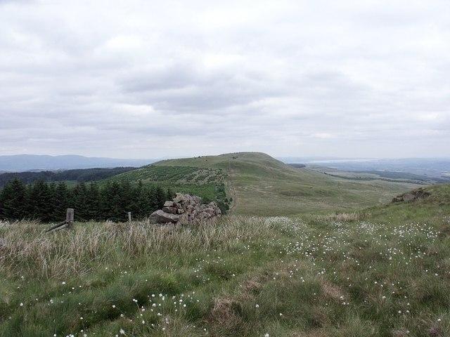 View toward twa' hills