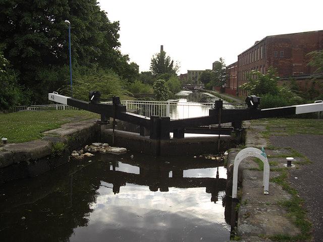 Rochdale Canal, lock 49