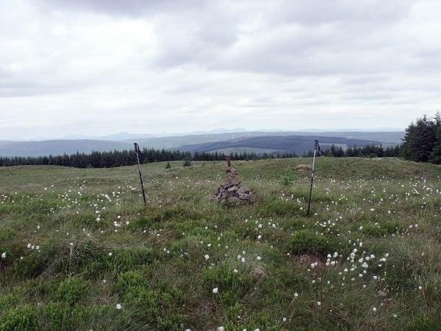 Garrel Hill cairn