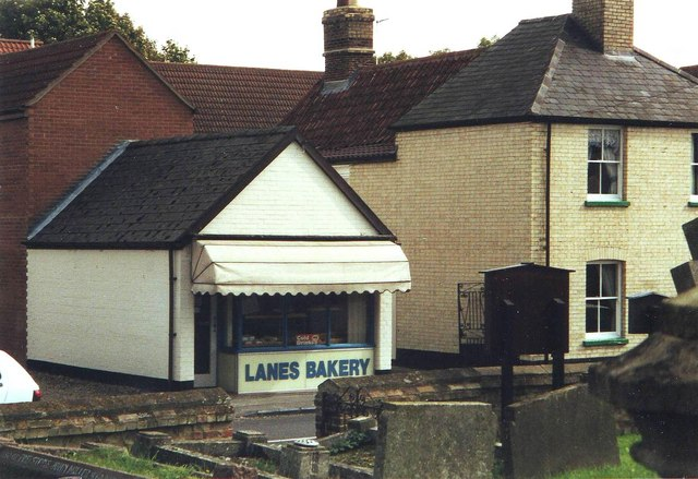 Lane's Bakery, Burwell, Cambridgeshire