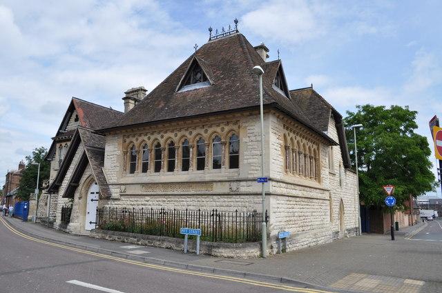 Gloucester Probate Court, corner of Pitt Street and Park Street