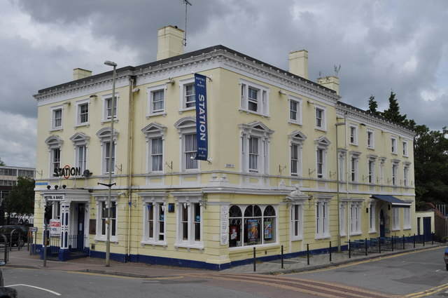 The Station Hotel, Gloucester