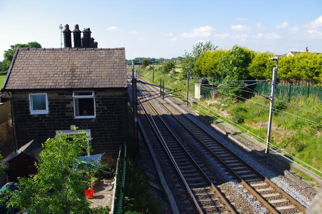 Barton & Broughton station