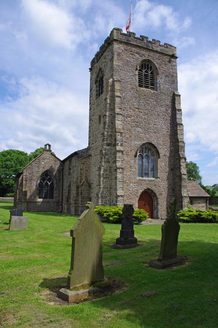 St Wilfrid's Church, Ribchester