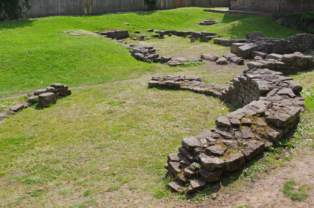 Roman bath house, Ribchester