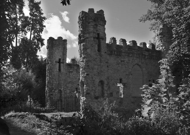 Reigate Castle