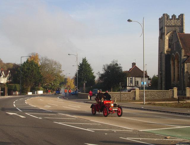 The London-Brighton Run