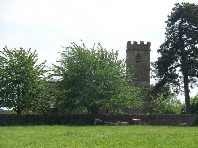 Idbury Church