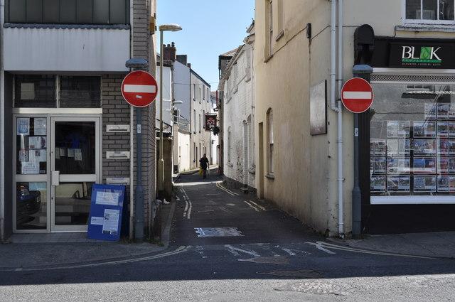 Queen Street, Bideford