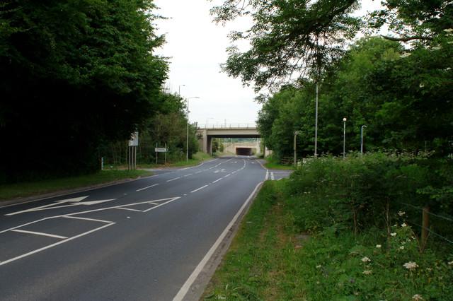 Crossroads, B1217