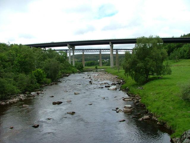 River Findhorn at Raigbeg