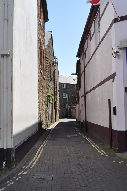 King Street, Bideford