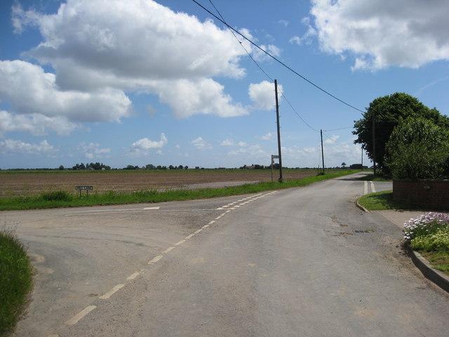 Tamworth Green - all roads meet