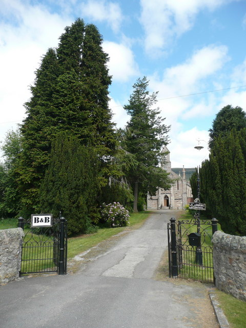 St Andrew's RC Church, Braemar