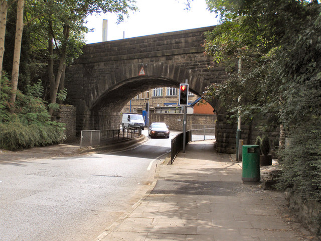 Stubbins Railway Bridge