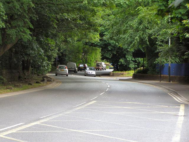 Stubbins Lane (A676)