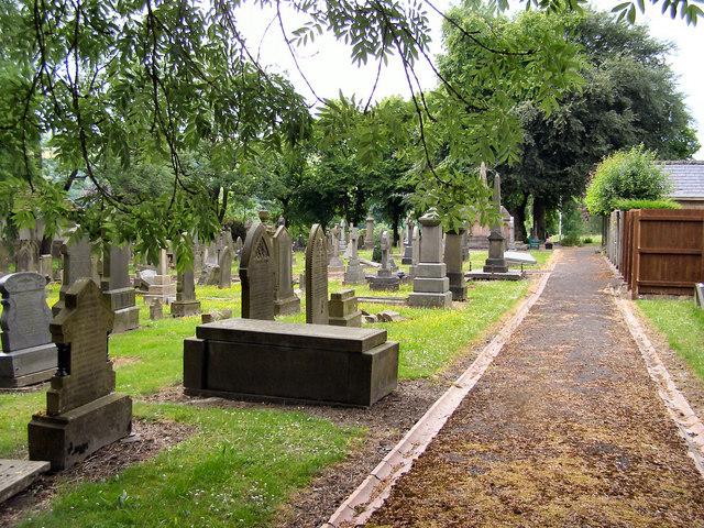 Stubbins United Reformed Church Graveyard