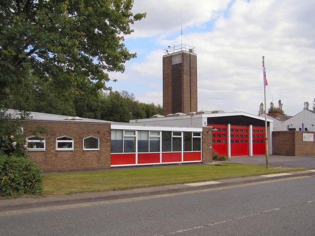 Stubbins Lane Fire Station