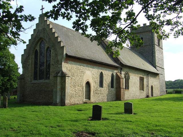 St Michael Hunston