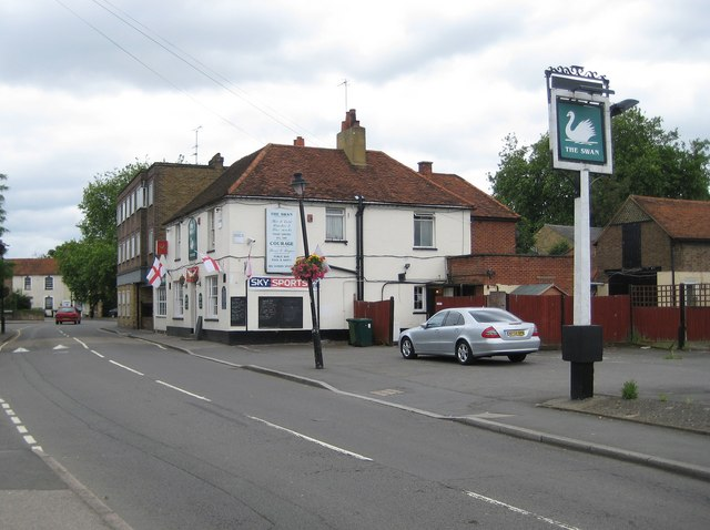 Stanwell: The Swan