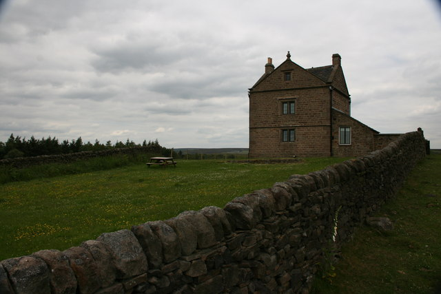 White Edge Lodge, Longshaw, Sheffield