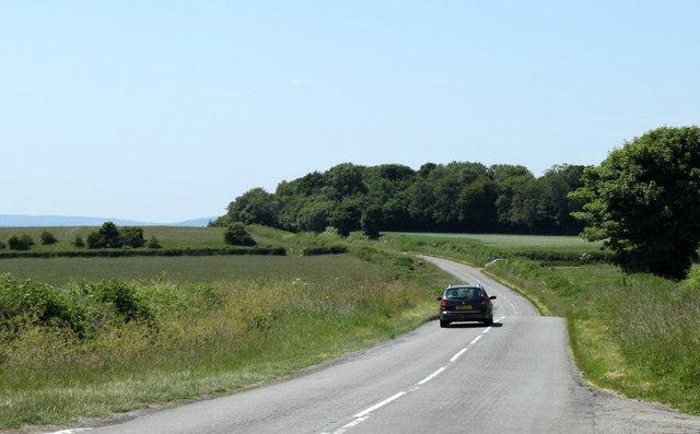 2010 : Minor road to Pucklechurch
